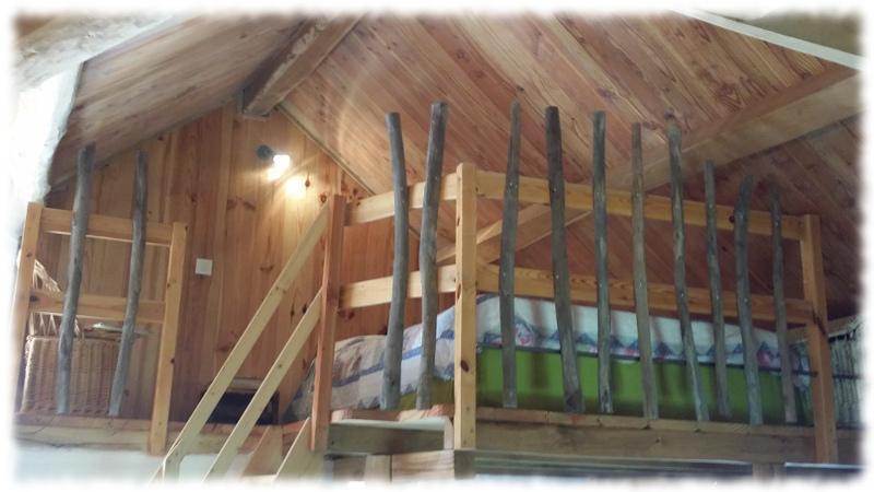 Guest room chambre d'hote mezzanine