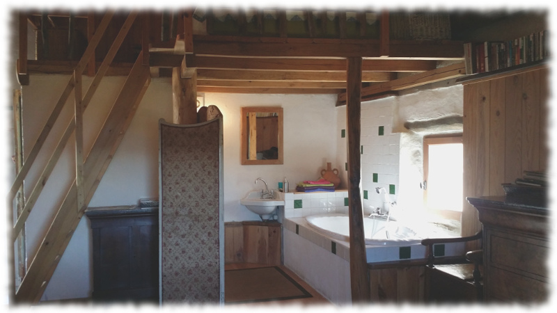Guestroom Chambre hote est-salle-de-bain